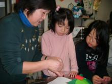 ふれあいネットひらかた「食育ステーションまきの」のブログ-12/11